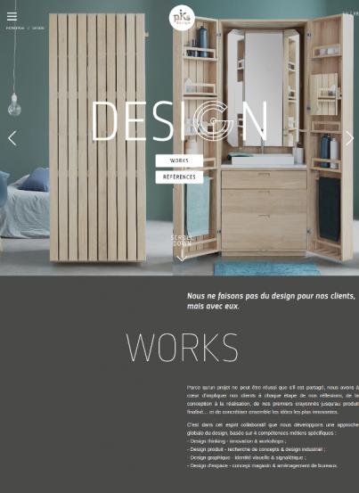 piKs design . Agence de design